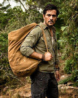 Hooten and the Lady Season 1 Michael Landes Image 1 (4)