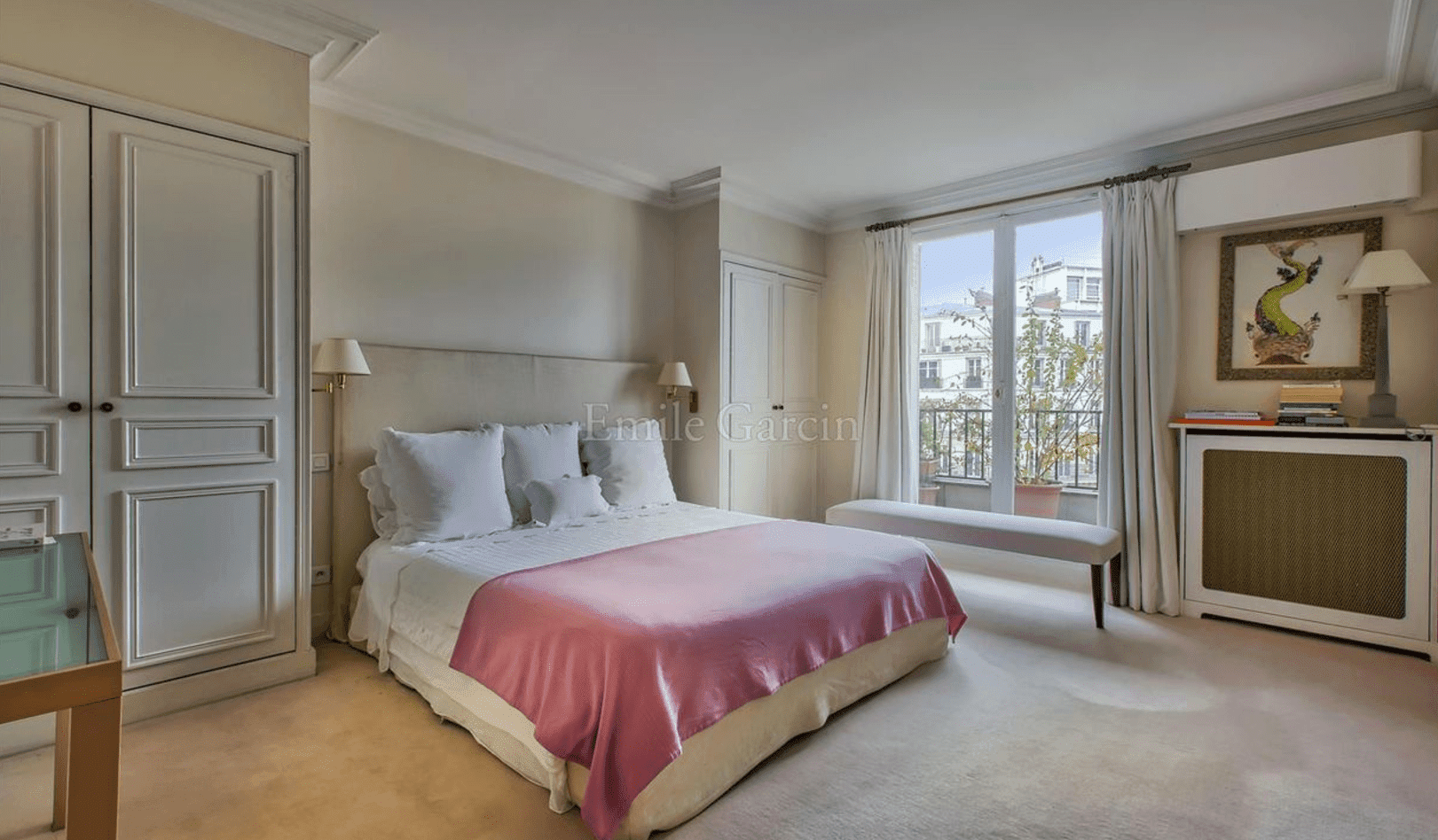 On the Market: Lee Radziwill is Ready to Part with her Chic Paris Apartment