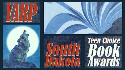 South Dakota Teen Choice Book Awards also Young Adult Reading Program