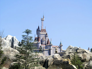 Beasts Castle beauty