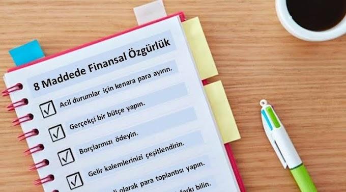 Okullarda Öğretilmeyen 16 Bilgi ve Finansal Özgürlüğe Giden Yol