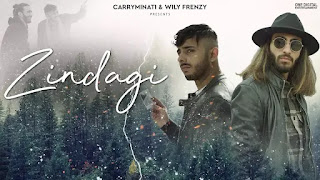 Zindagi Lyrics - Carryminati