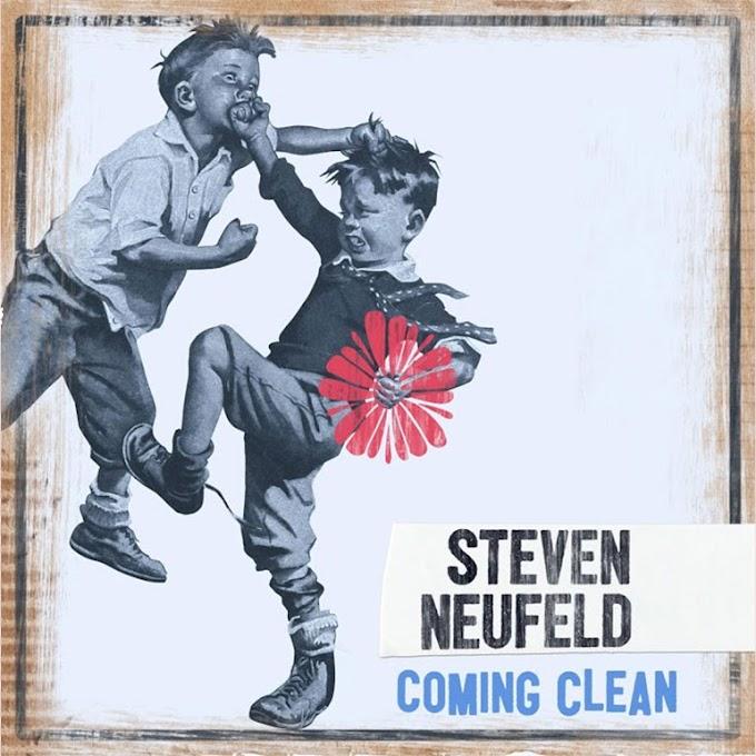 "Steven Neufeld stream new song ""Coming Clean"""