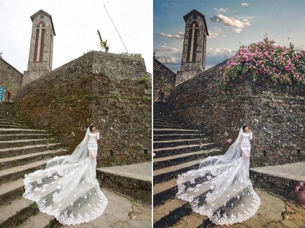 học photoshop tại Lạc Long Quân - dayhocdohoa.com