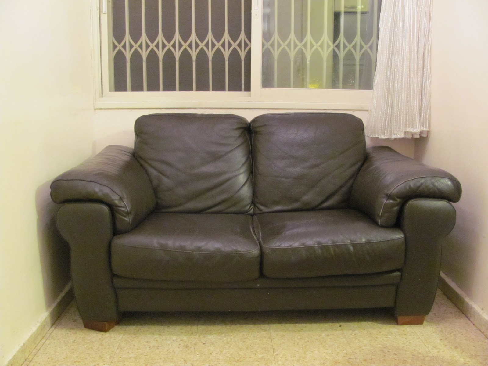 3-seater, 2200 shekel 2-seater, 1500 shekel or both together, 2500 shekel!  or best offer. Excellent quality and super comfortable and durable