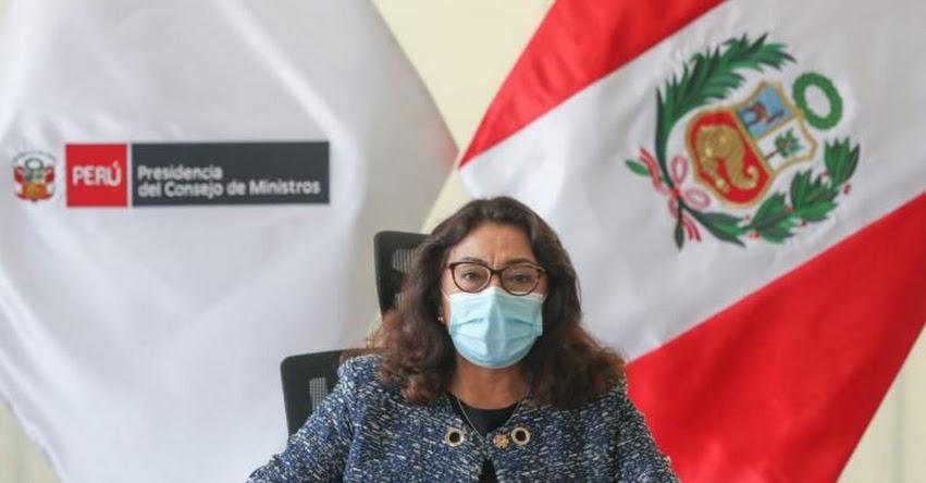 Gobierno evaluará medidas frente a anuncio de nueva mutación del Coronavirus