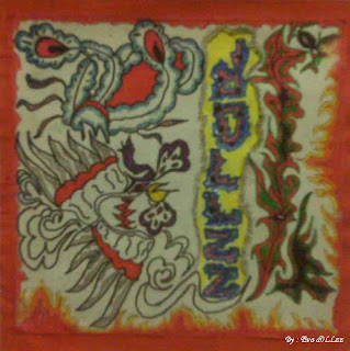 Wonderful Art Of Batik Indonesia, drawing, motif burung pada batik.