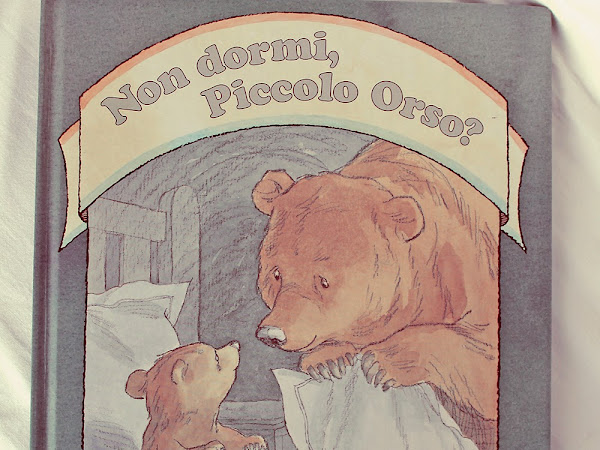 Let's read...a wonBEARful book! - Non dormi piccolo orso?