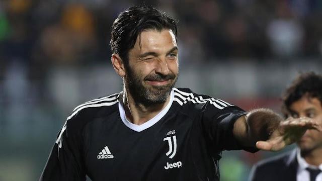 Buffon Tolak Tawaran Klub Inggris , Demi Juventus