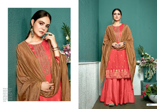 Sweety Mausam Cotton Satin Salwar Kameez Collection