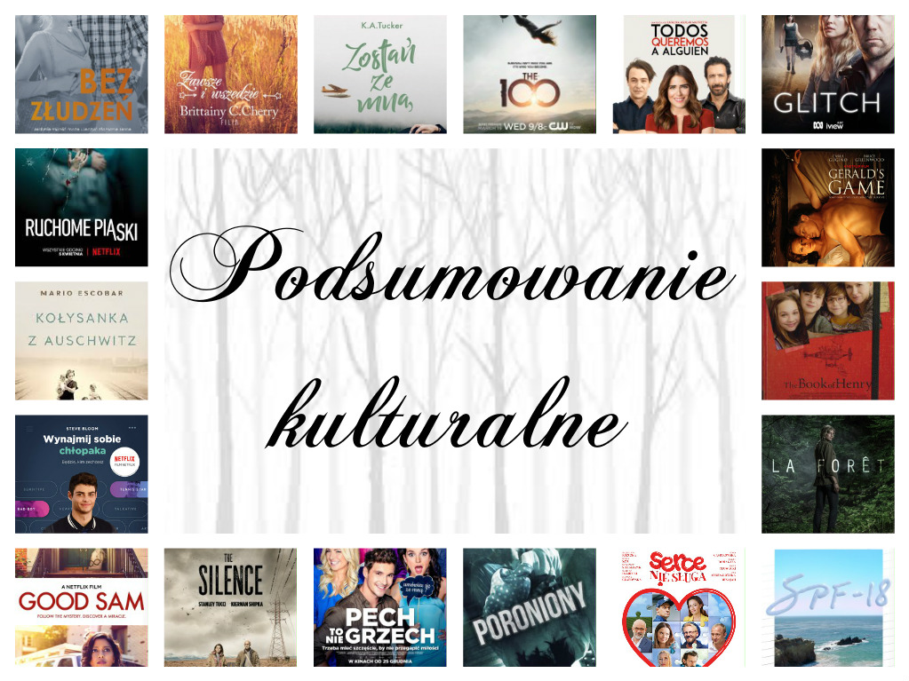 Hity i kity miesiąca Marzec & Kwiecień & Maj 2019- filmy, seriale, książki i muzyka {Przegląd kulturalny}:)