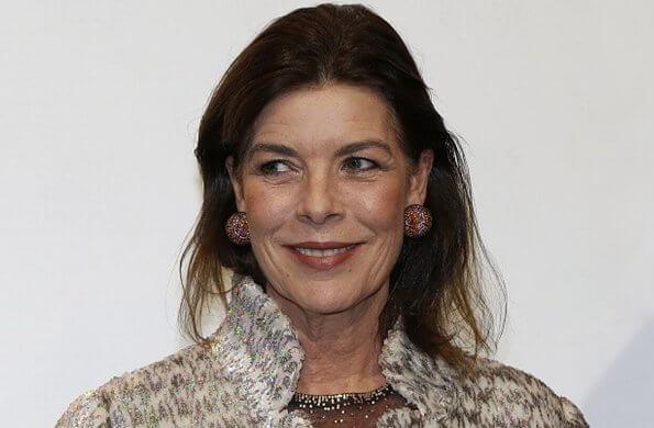 Andrea Casiraghi, Charlotte Casiraghi Pierre Stefano Casiraghi, Princess Alexandra of Hanover and Princess Stephanie