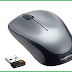 Logitech Mouse wireless for windows and Mac, (Colors available Black/grey)