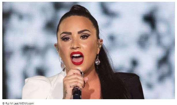Demi Lovato doesn't care if the anti-Trump track ruined her career