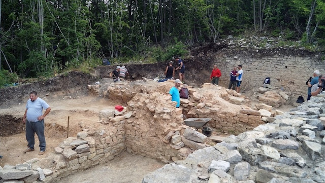 Ancient church found at Bulgaria's Misionis site