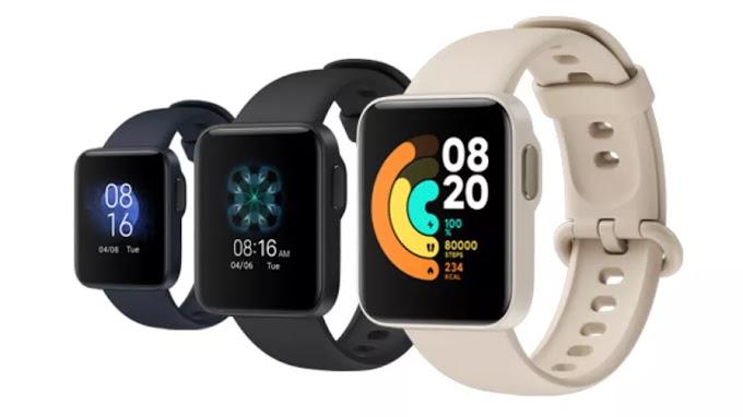Xiaomi Mi Watch Lite जल्द ही भारत में लॉन्च हो सकता है। Xiaomi Mi Watch Lite may be launched in India soon.