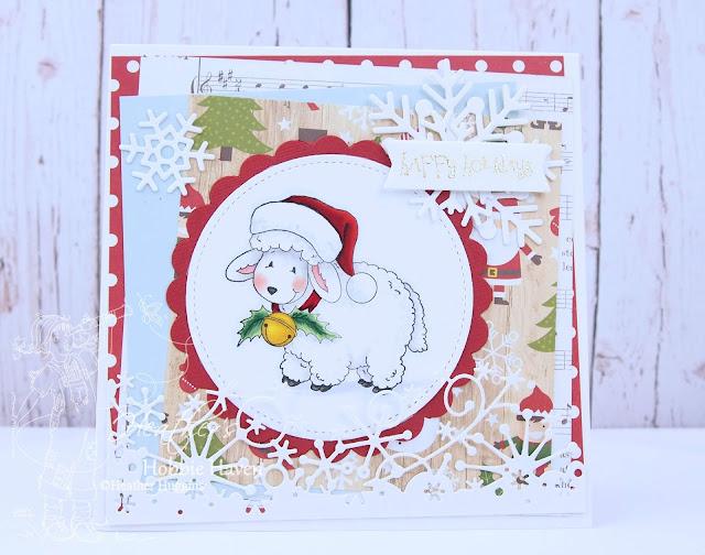 Heather's Hobbie Haven - Fleece Navidad Card Kit
