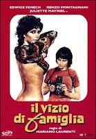 affiche de UN VICE DE FAMILLE (IL VIZIO DI FAMIGLIA)