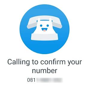 Cara mengetahui nomor telepon tanpa nama
