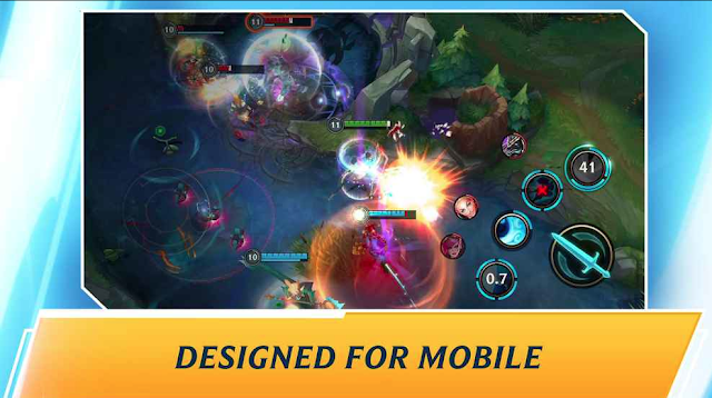 Cara Pre-Registration League Of Legends Mobile Versi Global 8