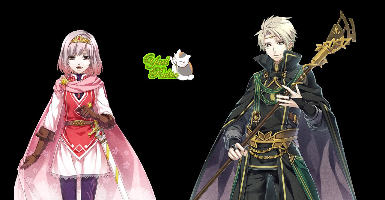 Render: Koharu y Kakeru
