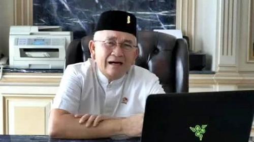 Respon Poster 'Jokowi End Game', Ruhut Sitompul: Polri, BIN dan TNI Harus Turun Tangan