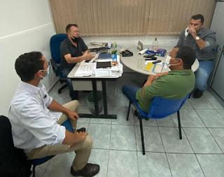 Na APLP, Nilvan se compromete em encontrar solução para não demitir contratados