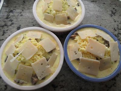 Champiñones a la crema de curry Thermomix.