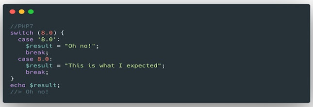 Php 8 what's new