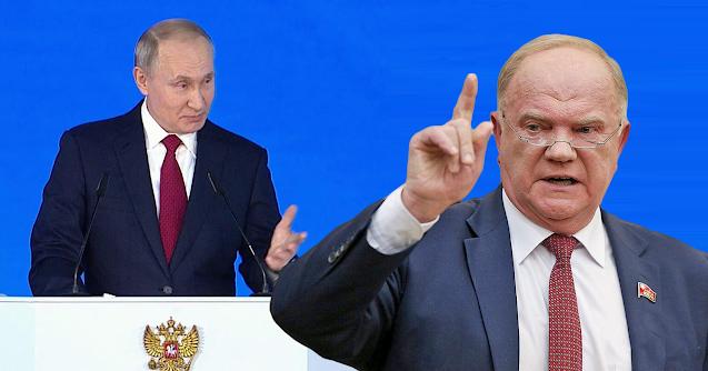 Обнуление президентских сроков не должно состояться – Г. Зюганов против