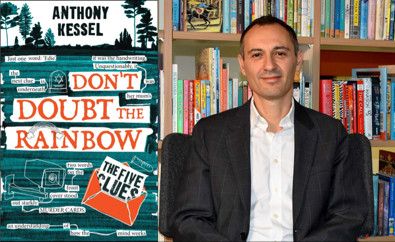 The Five Clues by Anthony Kessel | Book Review | Superior Young Adult Fiction
