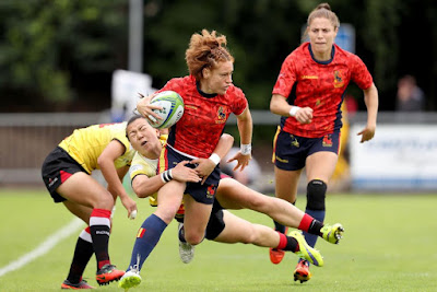 Spain Rugby Sevens PyeongChang Olympics Squad