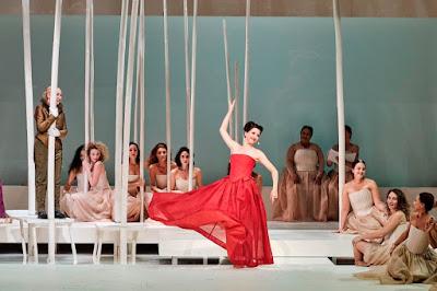 Meyerbeer: Les Huguenots - Karaine Deshayes, Lisette Oropesa - L'Opéra national de Paris (Photo Agathe Poupeney/OnP)