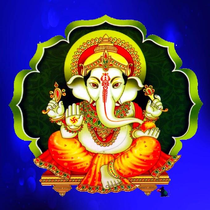 கணபதி அதர்வ சீர்ஷ மந்த்ரம்