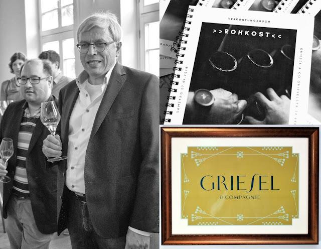 Jürgen Streit, Inhaber des früheren Staatsweingutes im Griesel