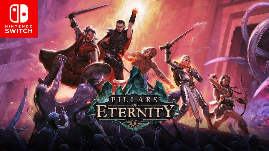 pillars of eternity nintendo switch august 8 obsidian entertainment paradox interactive