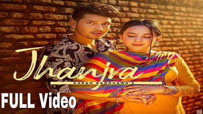 Karan Randhawa - Jhanjra MP3 Song Download | Jass Manak