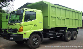 Sewa Mobil Dump Truck Padang