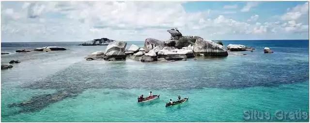 Tanjung Kelayang Pulau Belitung