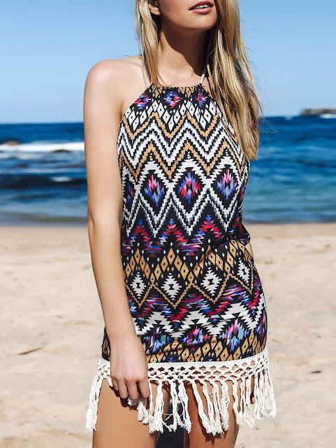 http://www.zaful.com/backless-fringe-geometric-print-halter-sleeeveless-dress-p_169593.html