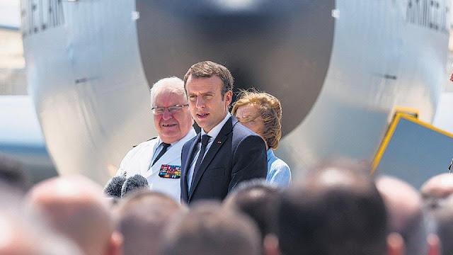 Francia con Macron lidera el poder blando