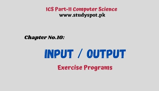 c exercise programs with solution