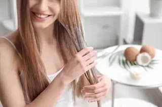 How To Apply Hair Oil
