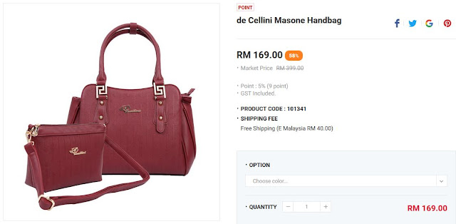 Online Shopping di CJ WOW Shop