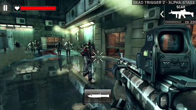 Download Dead Trigger 2: Zombie Shooter v1.3.0 MOD APK