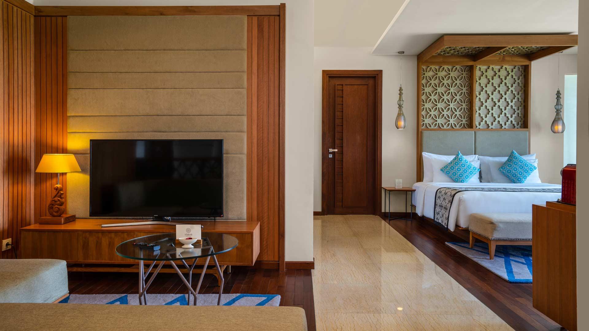 Interior Hotel Suite Ocean View