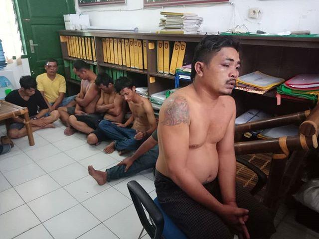 Lihat TNI Latihan Raid, Pengedar Narkoba Ini Langsung Kabur Lompat ke Sungai