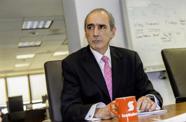 """""""Se le ha cargado la mano a AMLO, es un politico honesto"""", dice el director de Scotiabank"""