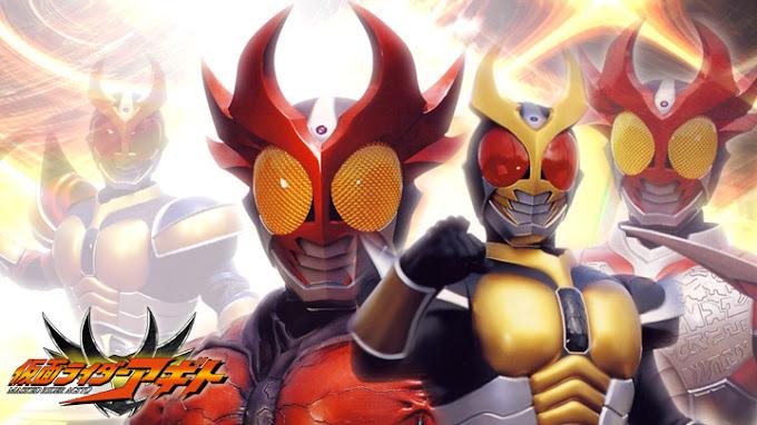 Kamen Rider Agito Episode 1 - 51 Tamat Batch Subtitle Indonesia