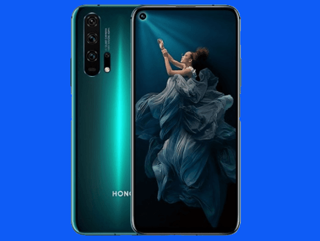 Honor 20 Pro with quad cameras now official